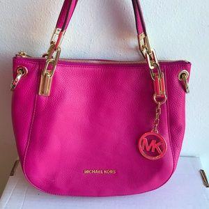 USED ONCE!  MK shoulder/crossbody Bag